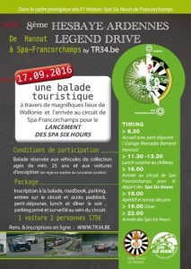 Hesbaye Legend Drive Table Ronde de Hannut 2016 - Copie